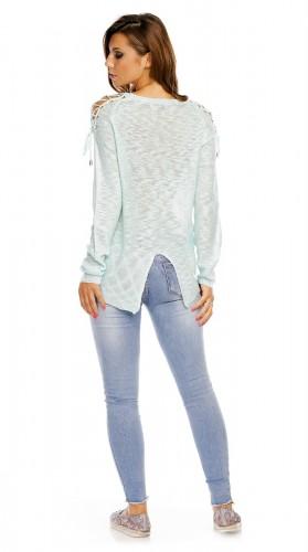 pullover-aqua