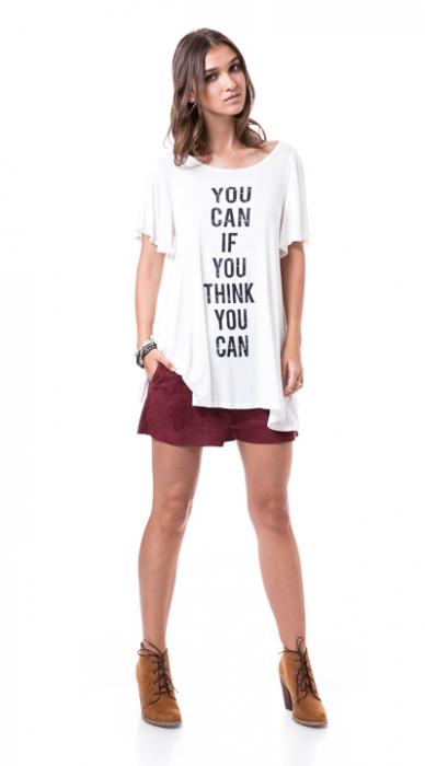 חולצת YOU CAN