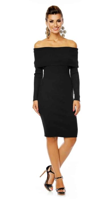 שמלת סוהו BLACK