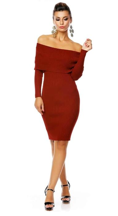שמלת סוהו WINE