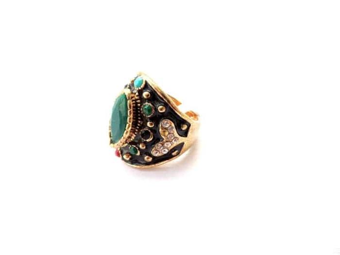 טבעת הארט ירוקה